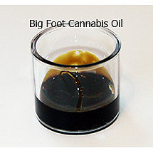 Buy Big Foot II Cannabis Oil Online UK