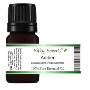 Buy Amber Essential Oil Online UK