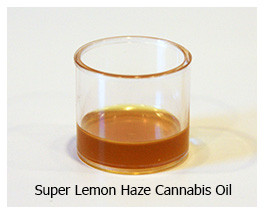 Buy Super Lemon Haze Cannabis Oil Online UK