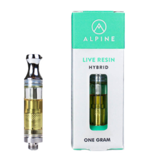 Buy Alpine Live Resin Cartridge Online UK