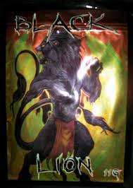 Buy Black Lion Herbal Incense UK