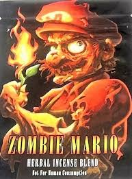 Buy ZOMBIE MARIO Herbal Incense UK