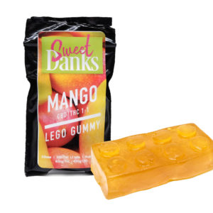 Buy Sweet Danks CBD/THC Lego Gummy UK
