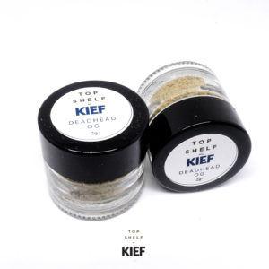 Buy Deadhead OG KIEF Online UK