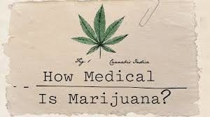 why is weed useful?